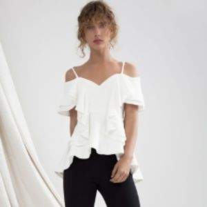 C/meo Collective Metal Clouds Top